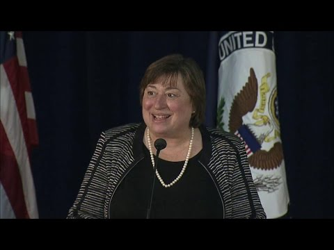 Under Secretary Novelli Hosts World Wildlife Day Event
