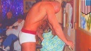 دعوة قضائية على أثر حفل تعري في بيت لرعاية المسنين