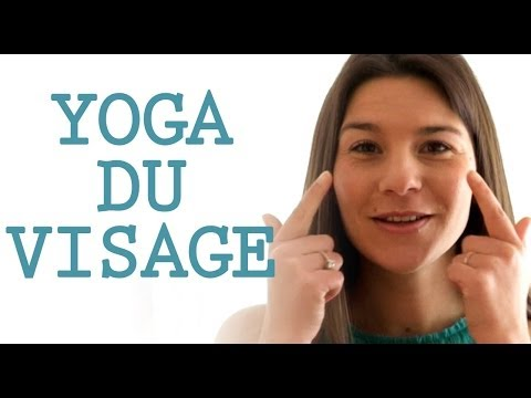 yoga du visage youtube. Black Bedroom Furniture Sets. Home Design Ideas