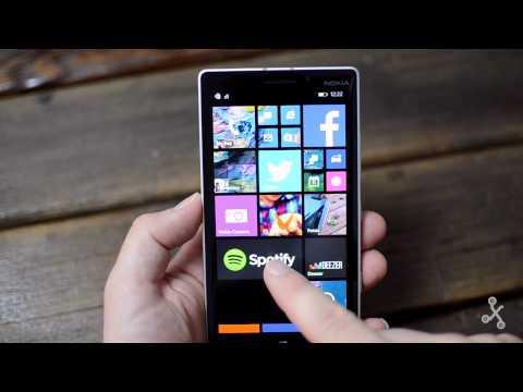 Nokia Lumia 930, análisis a fondo en español