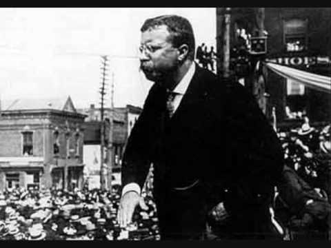 Teddy Roosevelt speech