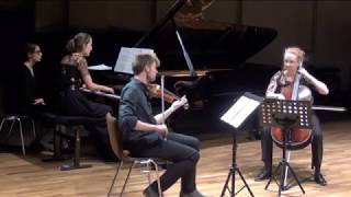 "Trio Thalilou - ""Café Music (1/3)"" by Paul Schoenfield"