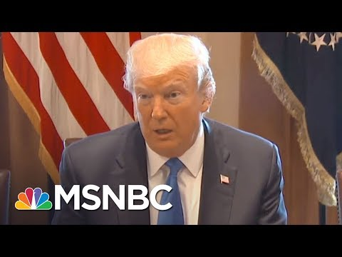 Donald Trump Brings The Government To The Brink Of Shutdown | All In | MSNBC