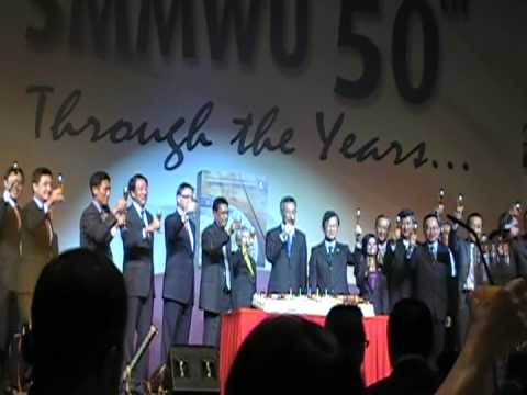 50th Anniversary Celebrations of Singapore Manual and Mercantile Workers' Union (SMMWU)