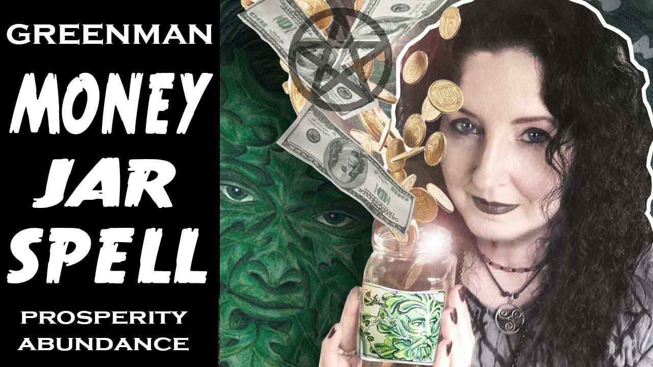 Money Jar Spell Easy Simple Ingredients Spirit Of Abundance Free Label Download Youtube