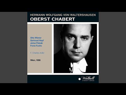 Oberst Chabert (Colonel Chabert) : Act II Scene 3: Rosine! … Mein Gemahl! (Ferraud, Rosine,...