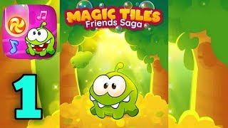 Magic Tiles Friends Saga Gameplay (Android,iOS) part 1 screenshot 3