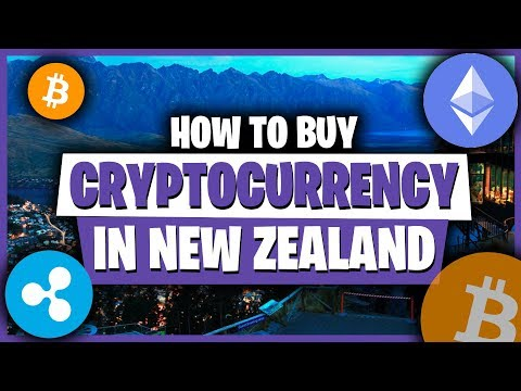 How To Buy Cryptocurrency In New Zealand Through Easy Crypto