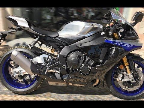 download NEW BIKE: Yamaha R1M 2018 Walkaround