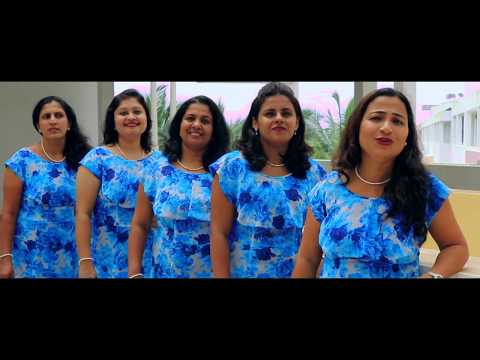 Konkani Song 'YO RE PAVSA' |  A CAPPELLA COVER  by Roshan D'Souza | Ft. OFF PITCH vocal choral group