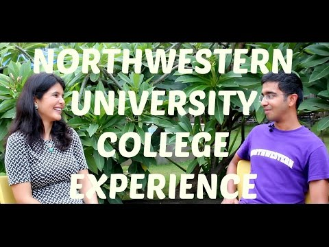 College Experience - Northwestern University
