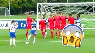 8 MINUTES OF UNBELIEVABLE FOOTBALL GOALS!
