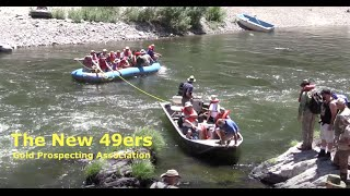 The New 49ers Gold Prospecting Association - Promo Reel