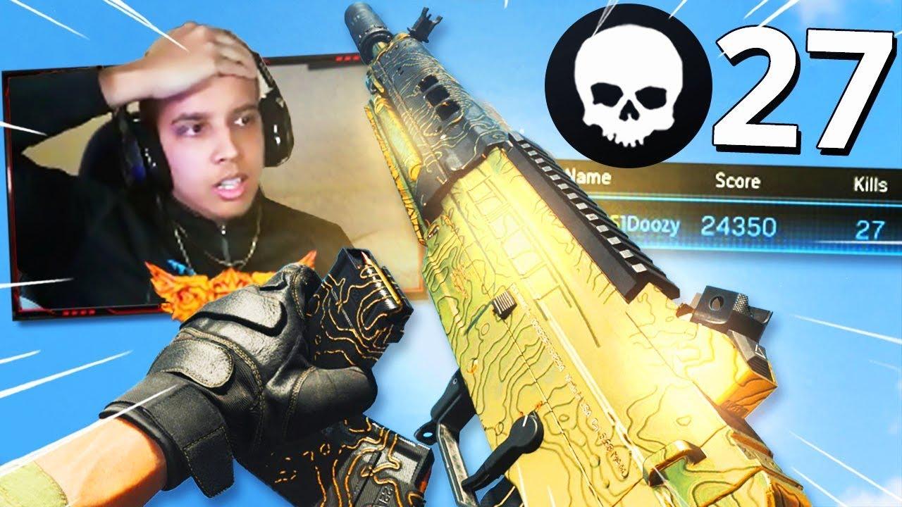 27 KILL GAMEPLAY! THE GOD GUN of WARZONE! (Modern Warfare Warzone)
