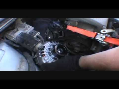 2007 Buick Rendezvous Alternator Replace This Is Not A How To Video