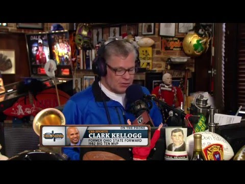 Clark Kellogg on The Dan Patrick Show (Full Interview) 3/17/16