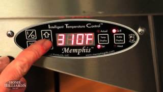 Memphis Barbecue - Elite Cart Grill Overview