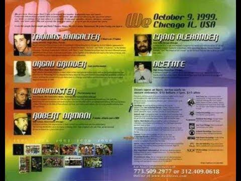 Thomas Bangalter Live @ We (10/9/1999) FULL SET