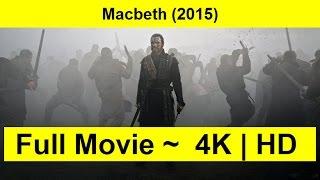 Macbeth Full Length