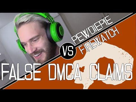DMCA Abuse over Pewdiepie N-word - What?