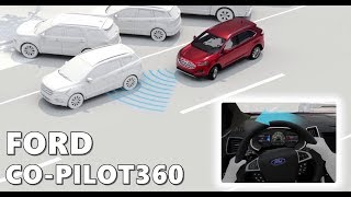 Ford Co-Pilot360 Demo on 2019 Edge