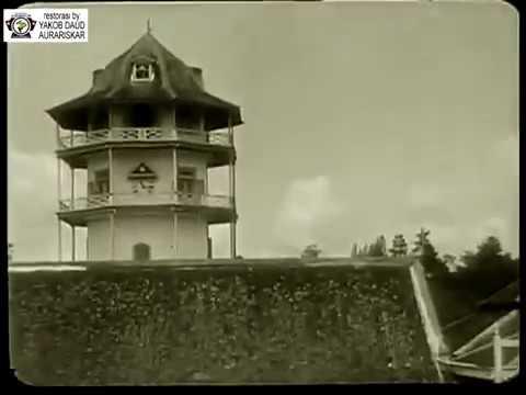 Pesta pernikahan di Soerakarta 1921