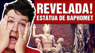 Estátua Satânica de Baphomet é Revelada em Detroit, nos EUA (#201 - Notícias Assombradas)