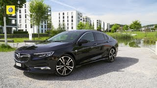 Opel Insignia 4x4 - Test de voiture