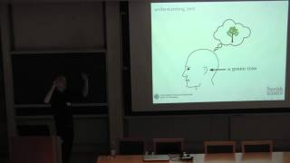 Richard Johansson: Learning the meaning of words from text (FSCONS 2014)