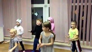 Урок вокала для малышей