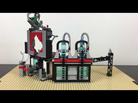 The LEGO Movie Lord Business' Evil Lair review (70809)