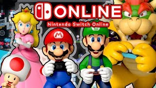 Nintendo Switch Online! GOOD? BAD? (First Impressions)