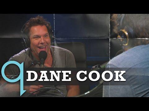 Dane Cook on conquering nerves in Studio q