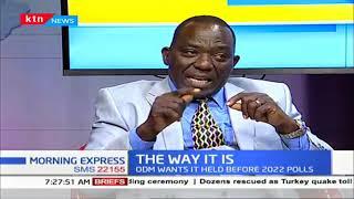 How President Uhuru called Tangatanga team to order