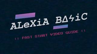 CHANGE DROPDOWN :: ALEXIA BASIC FAST START VIDEO GUIDE