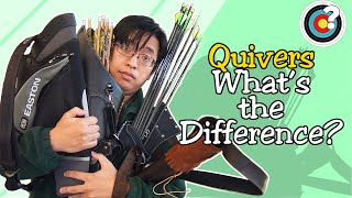 Archery | Quivers - What's the Difference?