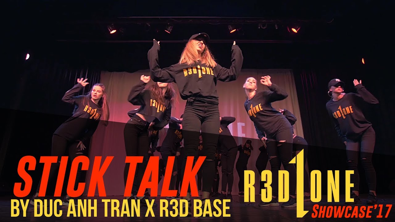 "Future ""Stick Talk"" Dance Performance by R3D BASE ..."