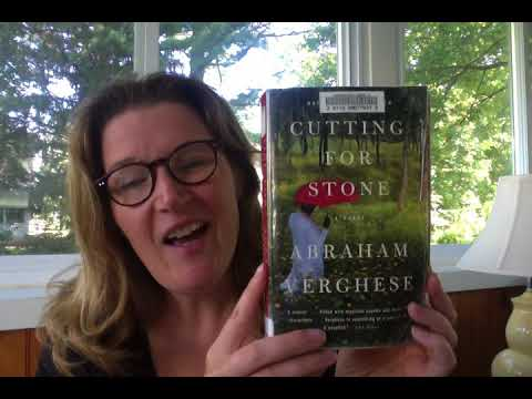 Book Talk on Cutting for Stone by Abraham Verghese