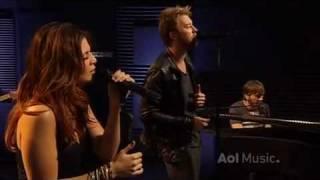Lady Antebellum Hello World Live AOL Sessions HQ.mp3