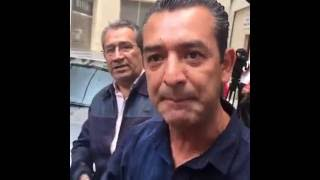 Abuso de UBER a sus Empleados / Manifestación Choferes