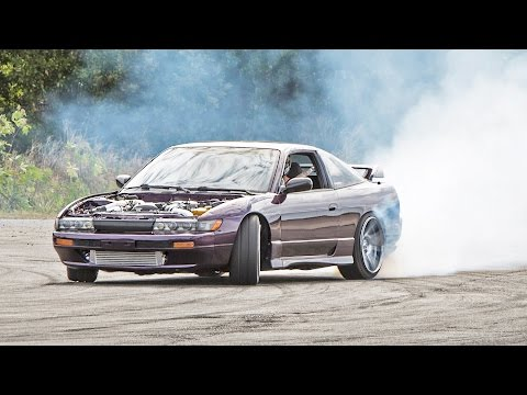 1JZ Challenge - Drifting a 3 Day Engine Swap