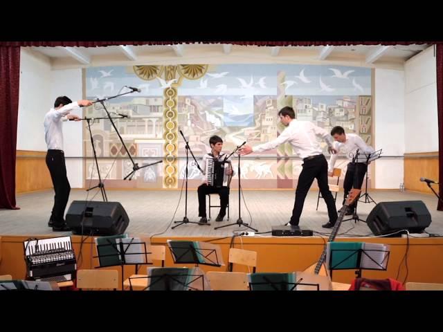 Музыкальный номер. Дагестанский колледж культуры и искусств