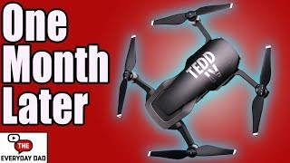 30 DAYS With the DJI MAVIC AIR?!  Drone Flight Friday!
