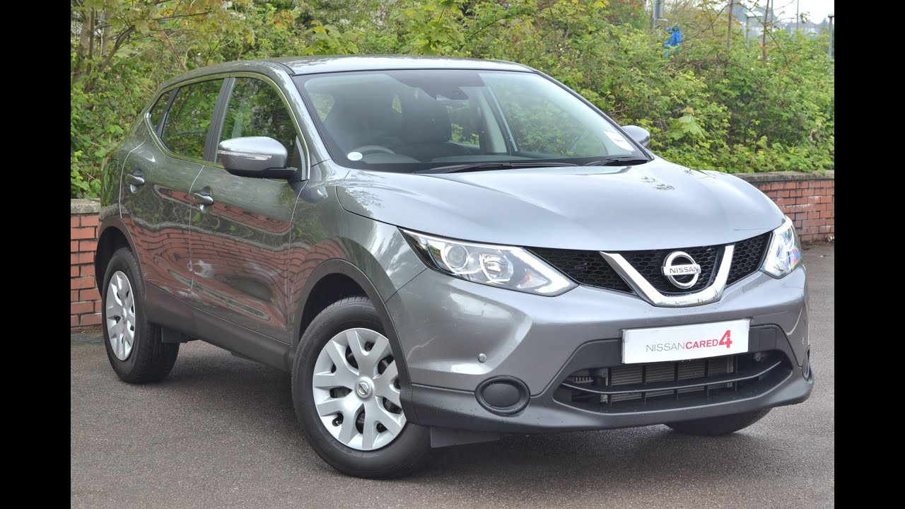 wm63ycd demo next gen nissan qashqai visia with smart. Black Bedroom Furniture Sets. Home Design Ideas