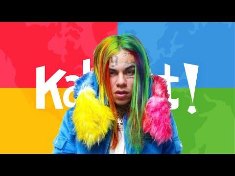Kahoot 6ix9ine - Tati Remix
