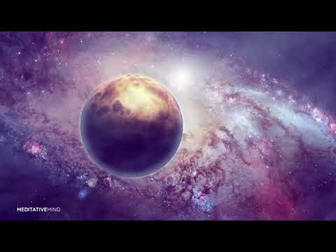 528 Hz ❯ MIRACLE TONE of Transformation + Powerful Positive Energy Mantra Echoes