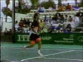 Connors vs Agassi Stakes Match 1989