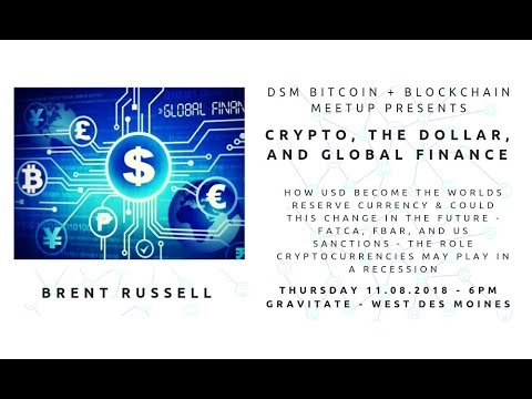 Crypto, the Dollar, and Global Finance - part 1 - DSMBB