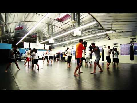 MMA, Muay Thai, Jiu Jitsu and Boot Camp Gym in Santa Monica, West LA