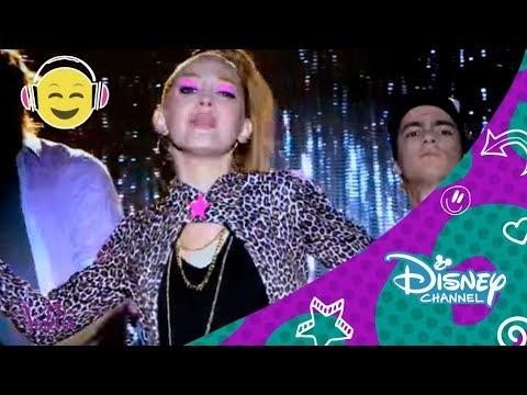 Violetta Videoclip Juntos Somos Más Disney Channel Oficial Youtube